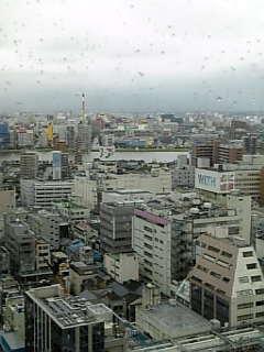 #376雨の新潟<17日>