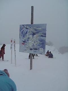 2/3 雪山より